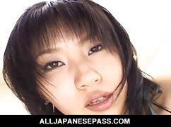 Chica asiática Aya tiene sexo húmedo trios mexicanos xxx